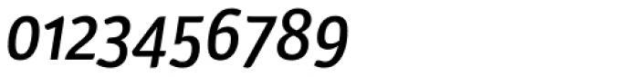 Plantago Condensed Medium Italic Font OTHER CHARS