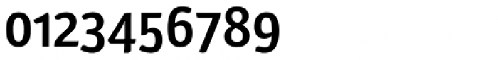 Plantago Condensed Semibold Font OTHER CHARS