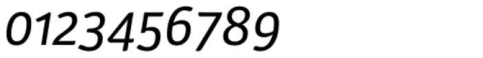 Plantago Italic Font OTHER CHARS