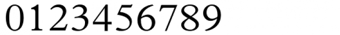 Plantin Light Font OTHER CHARS