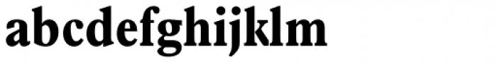 Plantin Std Bold Condensed Font LOWERCASE