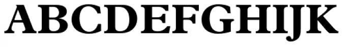 Plantin Std Bold Font UPPERCASE