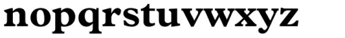 Plantin Std Bold Font LOWERCASE