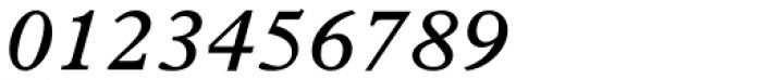 Plantin Std SemiBold Italic Font OTHER CHARS