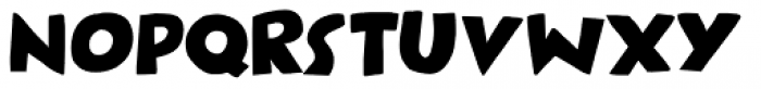 Plastic Fantastic Regular Font UPPERCASE