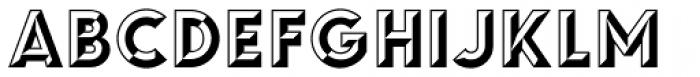 Plastica Pro Font UPPERCASE
