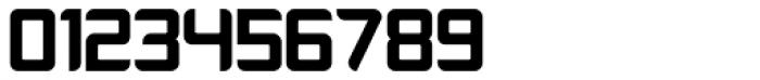 Platform One Black Font OTHER CHARS