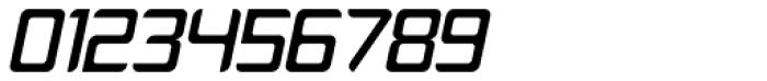 Platform One Medium Italic Font OTHER CHARS