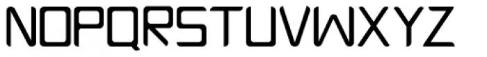 Platform One Font UPPERCASE