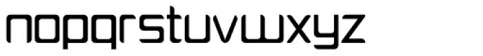Platform One Font LOWERCASE