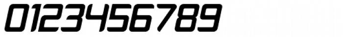 PlatformOne Bold Italic Font OTHER CHARS