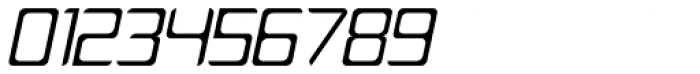 PlatformOne Book Italic Font OTHER CHARS