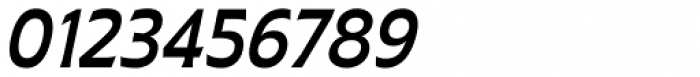 Plathorn Condensed Demi Italic Font OTHER CHARS