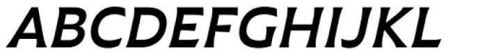 Plathorn Extended Bold Italic Font UPPERCASE
