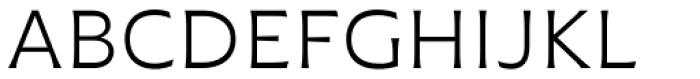 Plathorn Extended Book Font UPPERCASE