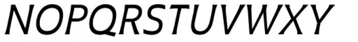 Plathorn Italic Font UPPERCASE
