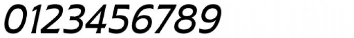 Plathorn Medium Italic Font OTHER CHARS
