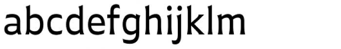 Plathorn Regular Font LOWERCASE