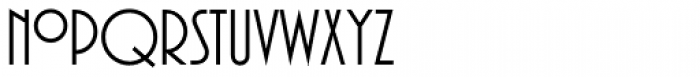 Plaza SH Regular Alt Font LOWERCASE
