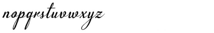 Plebeya Pro Font LOWERCASE