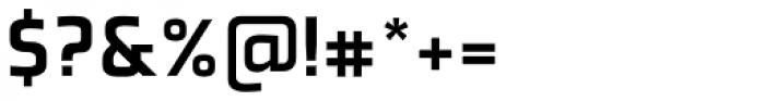 Plexes Black Pro Font OTHER CHARS
