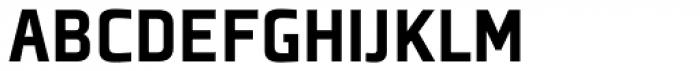 Plexes Black Pro Font UPPERCASE