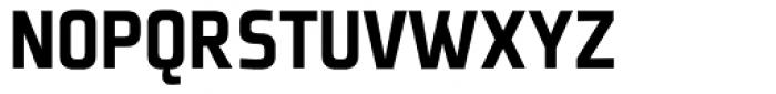 Plexes Black Font UPPERCASE