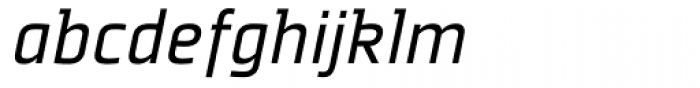 Plexes Book Italic Font LOWERCASE