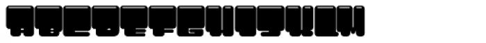 Pligo Font LOWERCASE