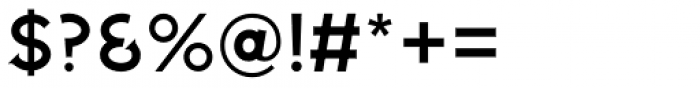 Pluot Regular Font OTHER CHARS