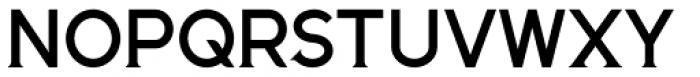 Pluot Regular Font UPPERCASE