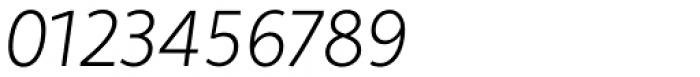 Plusquam Sans Light Italic Font OTHER CHARS