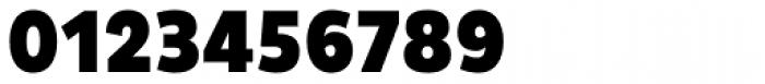 Pluto Sans Cond Black Font OTHER CHARS