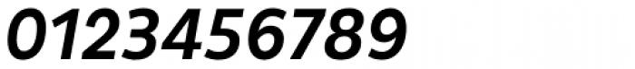 Pluto Sans Cond Medium Italic Font OTHER CHARS