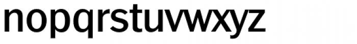 Plymouth Serial Medium Font LOWERCASE