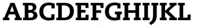 PMN Caecilia 85 Heavy Font UPPERCASE