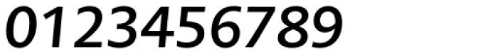 PMN Caecilia Sans Pro Text Bold Oblique Font OTHER CHARS