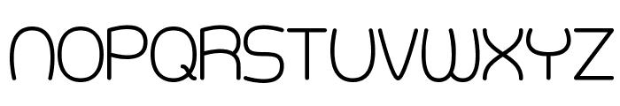 Pneumatics BRK Font UPPERCASE