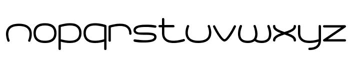 Pneumatics BRK Font LOWERCASE