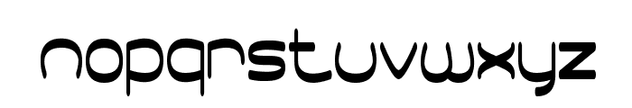 Pneumatics Tall BRK Font LOWERCASE