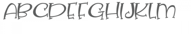 pn bud nakeyes Font UPPERCASE