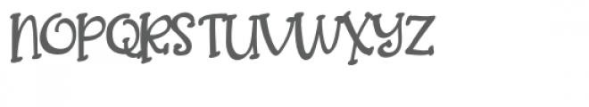 pn build me sideways Font UPPERCASE