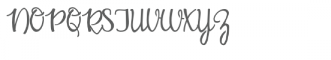 pn butternut stencil Font UPPERCASE