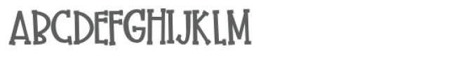 pn copyleft bold Font UPPERCASE