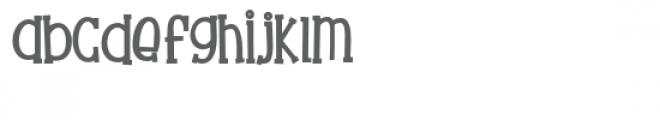 pn copyleft bold Font LOWERCASE