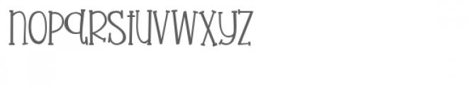 pn copyleft Font LOWERCASE
