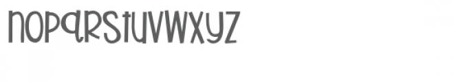 pn copyright bold Font LOWERCASE