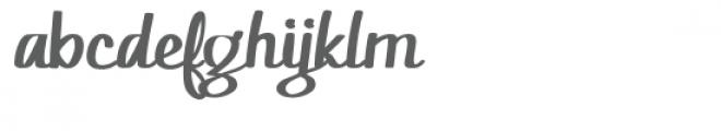 pn day dreaming script Font LOWERCASE