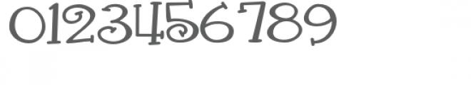 pn gallivant gargantuan Font OTHER CHARS