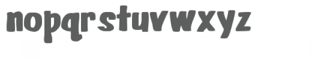pn hiho silver Font LOWERCASE